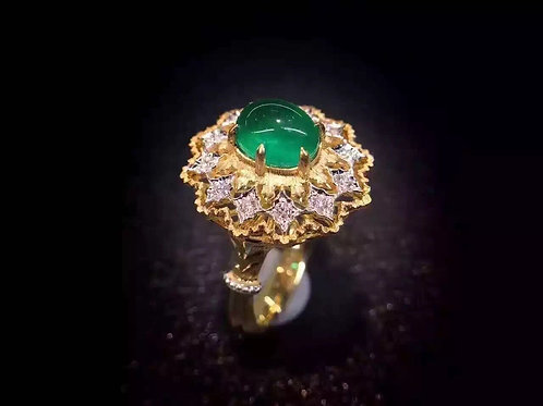 Emerald Ring de IronLady