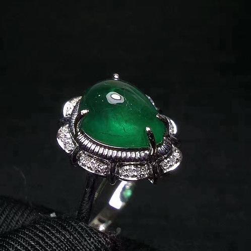 Emerald Rings de IronLady