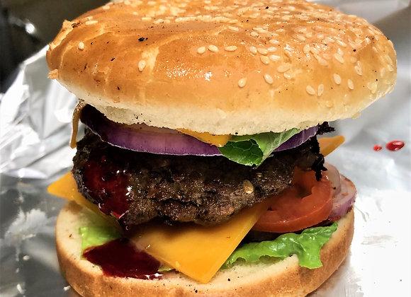 Chapli Burger