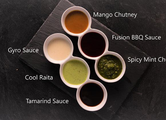 Spicy Mint Chutney