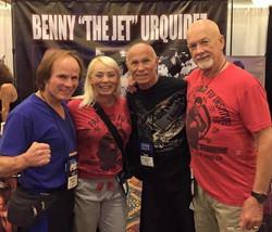 Martial Arts Living Legends