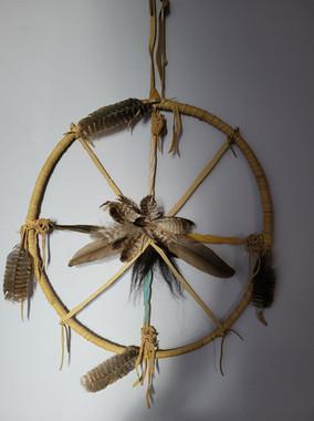 Apache Medicine Wheel