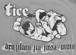 Tice Ground Fighting Logo