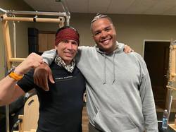 Snake Blocker & Ed Yarbrough (NFL Player)