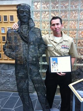 Petty Officer Snake Blocker - Sailor of Quarter