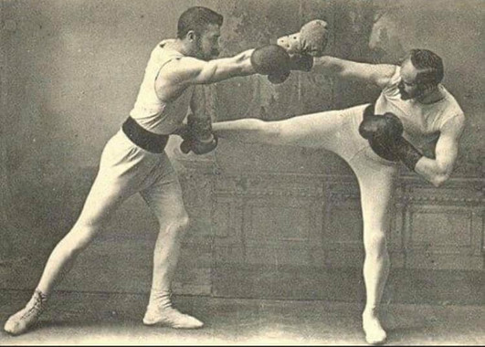Savate (French Foot Fighting)