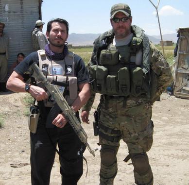 Snake Blocker & Keith Jackson - Afghanistan