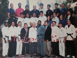 Legend Instructors Teaching LA Police Force