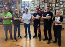 Instructors: David Tice, Gary Dill, Guy Chase, Snake Blocker, Kaiona Li, & Jill Hernandez