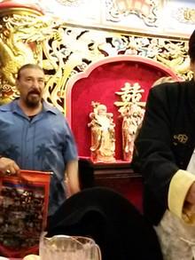 Kung Fu Masters and Grandmasters.