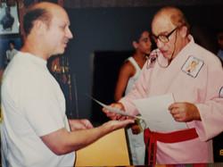 David Tice & Grandmaster Gene LeBell