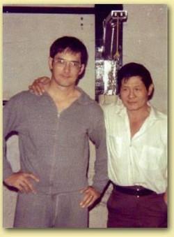 Gary Dill & Sifu James Lee (Bruce Lee's Oakland School)