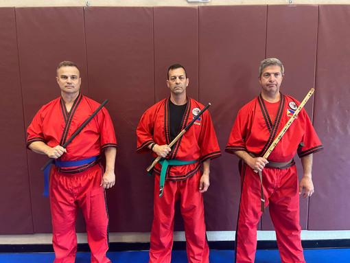 Drew Mesorli, Tom Ortiz, and Derek Mezo - Filipino Stick & Knife Fighting