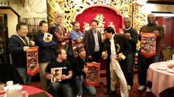 Kung Fu Expo Honored Masters - After-Party Dinner
