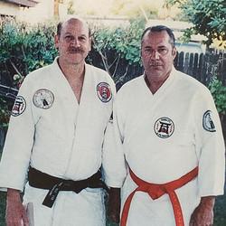 David Tice with Grandmaster