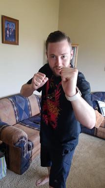 Kevin Troy, Muay Thai
