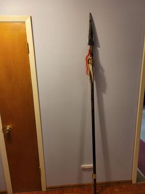 Apache ila'dee (spear/lance)
