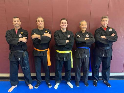 Blocker Academy of Martial Arts, Colorado (Gung Fu students)