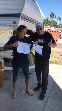Paul Vunak & David Tice
