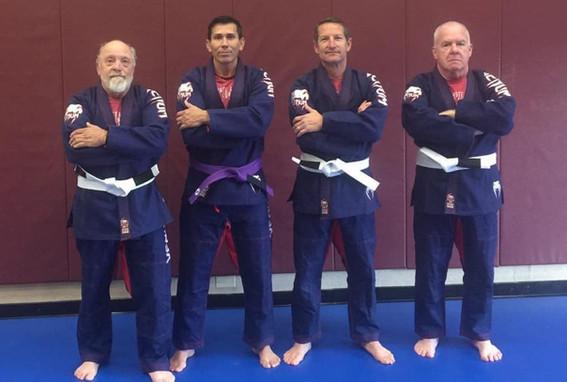 Bob Palmi, Snake Blocker, Bill Brogan, Dave McPherson - Brazilian Jiu-Jitsu