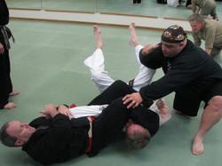 Sam Muratore (right), Shooto Champion