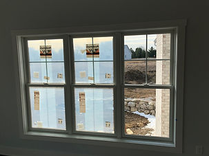 New construction window cleaner in Waukesha