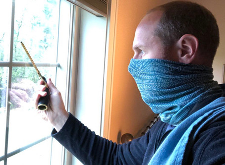 Window Cleaning and COVID-19