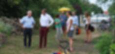 2019-07-31 Besuch M Dulig und F Neupold