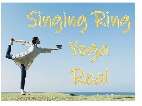 Singing Ring Yoga In Tokyo