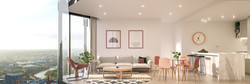 380 LONSDALE ST - LIVING