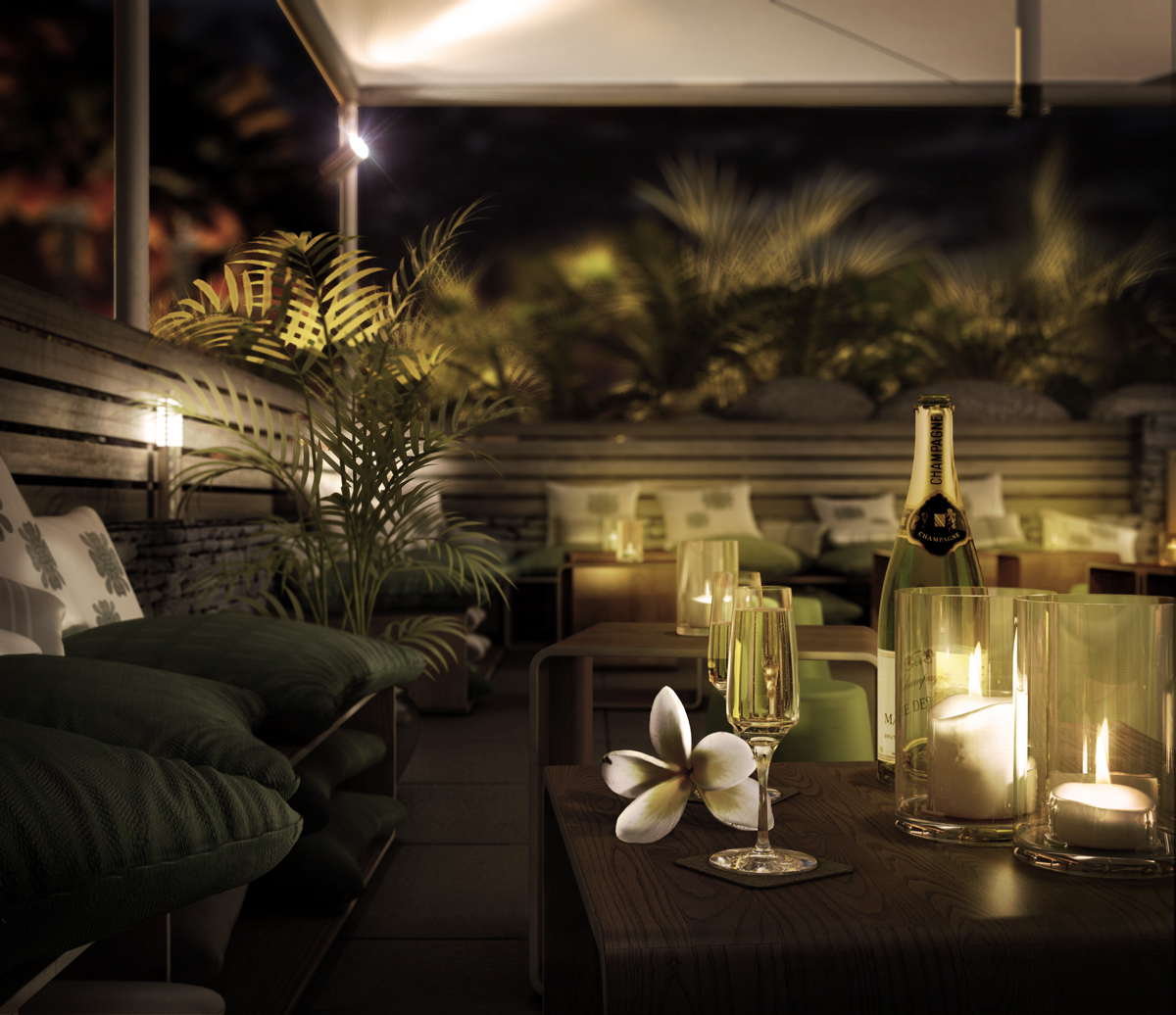 Hamilton Island - Lounge 1