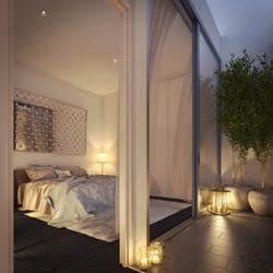 IVORY, LANE COVE - BEDROOM