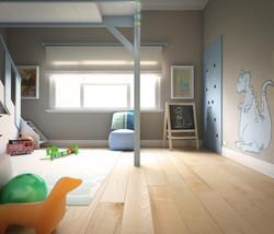 CHILD BEDROOM VIEW 1