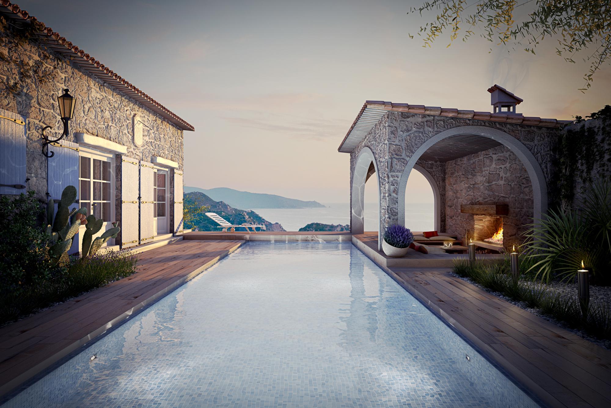 Corsica House