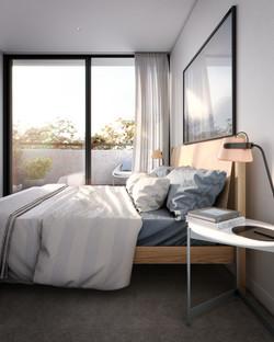283-289, HIGH ST - BEDROOM