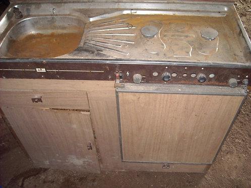 Haagise kööginurk.