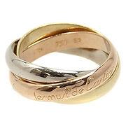 昔のトリニティ,3色の指輪,垂水,買取