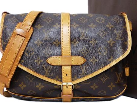 東須磨のI様から昔のルイヴィトンのバッグを買い取り|須磨区・垂水区で売るならE-brand(いーぶらんど)へ