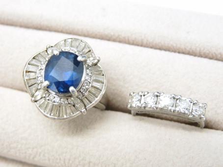 須磨のH様からダイヤモンド,サファイア,宝石を買取|須磨区・垂水区で売るならE-brand(いーぶらんど)へ