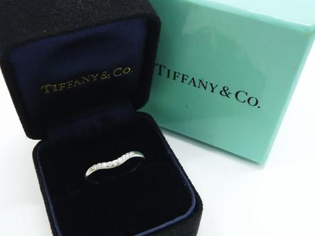須磨のY様からティファニーの指輪を買い取り|須磨区・垂水区で売るならE-brand(いーぶらんど)へ