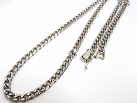 須磨のU様からプラチナの喜平のネックレスを買い取り|須磨区・垂水区で売るならE-brand(いーぶらんど)へ