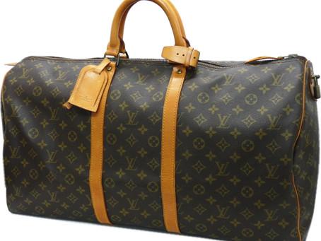 須磨のK様からルイヴィトンの旅行鞄を買取|須磨区・垂水区で売るならE-brand(いーぶらんど)へ