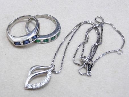 須磨のD様からプラチナのネックレス,指輪を買い取り|須磨区・垂水区で売るならE-brand(いーぶらんど)へ