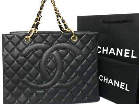 須磨のH様からシャネルのハンドバッグを買い取り|須磨区・垂水区で売るならE-brand(いーぶらんど)へ