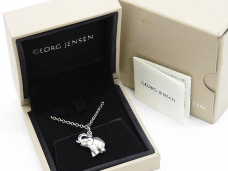 須磨のY様からジョージジェンセンのネックレスを買い取り|須磨区・垂水区で売るならE-brand(いーぶらんど)へ