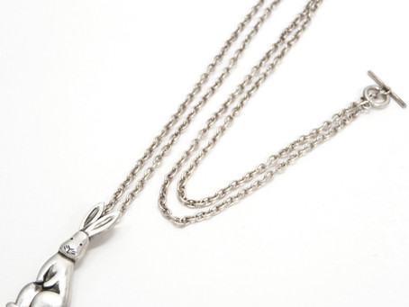 垂水のE様からジョージジェンセンのネックレスを買い取り|須磨区・垂水区で売るならE-brand(いーぶらんど)へ