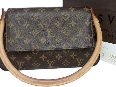 舞子のY様からルイヴィトンのハンドバッグを買い取り|須磨区・垂水区で売るならE-brand(いーぶらんど)へ