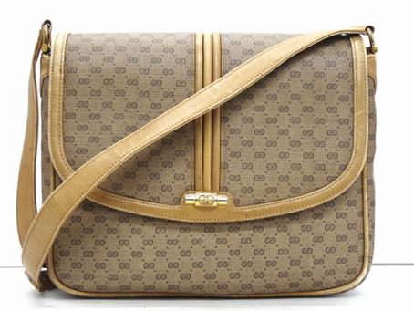 須磨のK様から昔のグッチの鞄を買い取り|須磨区・垂水区で売るならE-brand(いーぶらんど)へ