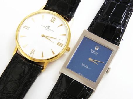 昔のロレックス|ボーム&メルシエの時計|須磨区・垂水区で売るなら買取E-brand(いーぶらんど)へ!