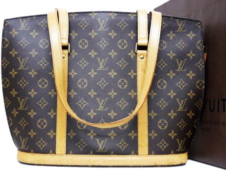 須磨寺のE様から昔のヴィトンの鞄を買い取り|須磨区・垂水区で売るならE-brand(いーぶらんど)へ